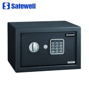 Safewell 20NF Durable Hot Rolled Steel Practical Plastic Electronic Keypad Metal Electronic Safe Box for Hotel