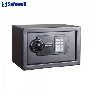 Factory Cheap Hot Gun Safe With Mechanical Lock - Safewell EL Series Electronic Home and Office Smart Safe Box – Safewell