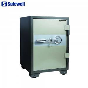 Factory For Office Hotel Use Big Safe Box - Safewell YB-600A Fire Resistant Office Use Fireproof Safe – Safewell