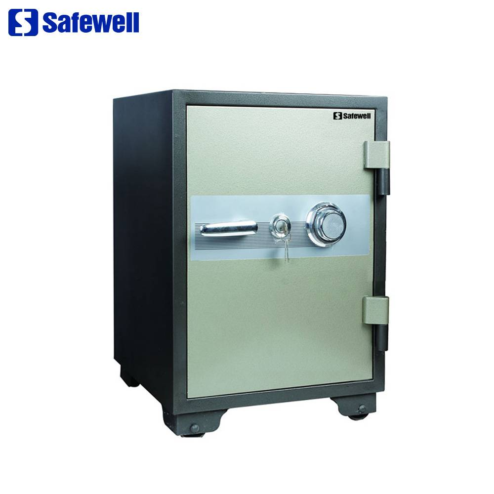 Low MOQ for Safe Open By Face - Safewell YB-600A Fire Resistant Office Use Fireproof Safe – Safewell