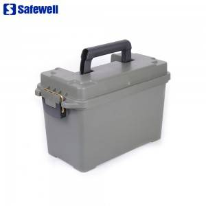 Safewell 14.2 L Iron 50 Cal Ammo Can For Bullet