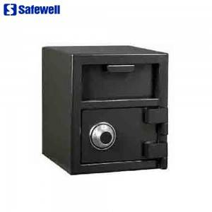 Factory wholesale Cofre Eletrotônico – Preto - Safewell DS161414C Hotel Deposit Drop Safe – Safewell