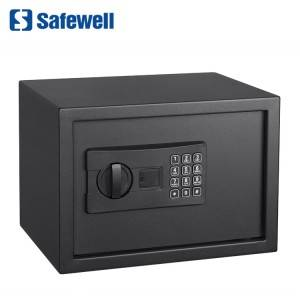Safewell 25SCL Hot Sell Customized Personal Colorful Hotel Home Money Safe Box
