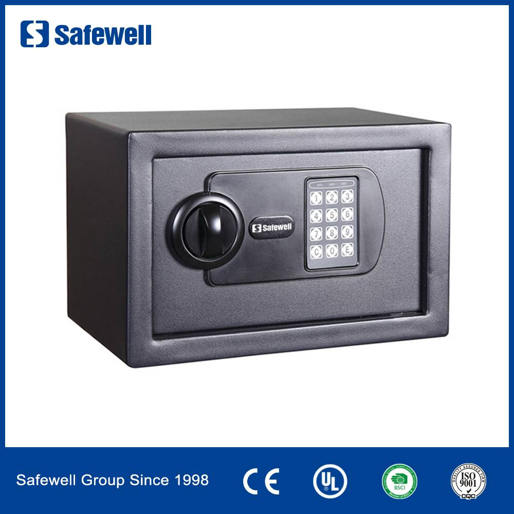 Factory Cheap Hot Security Locking Cash Box For Money - Safewell EL Series Electronic Home and Office Smart Safe Box – Safewell