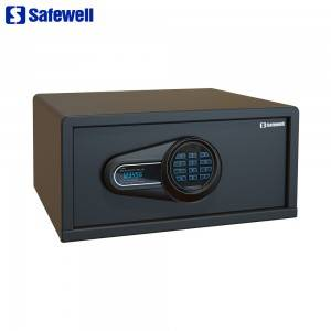 New Safewell 20HOL LED hotel smart digital lock key safe box