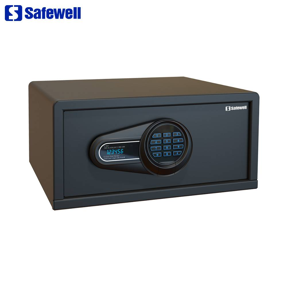 New Safewell 20HOL LED hotel smart digital  safe box