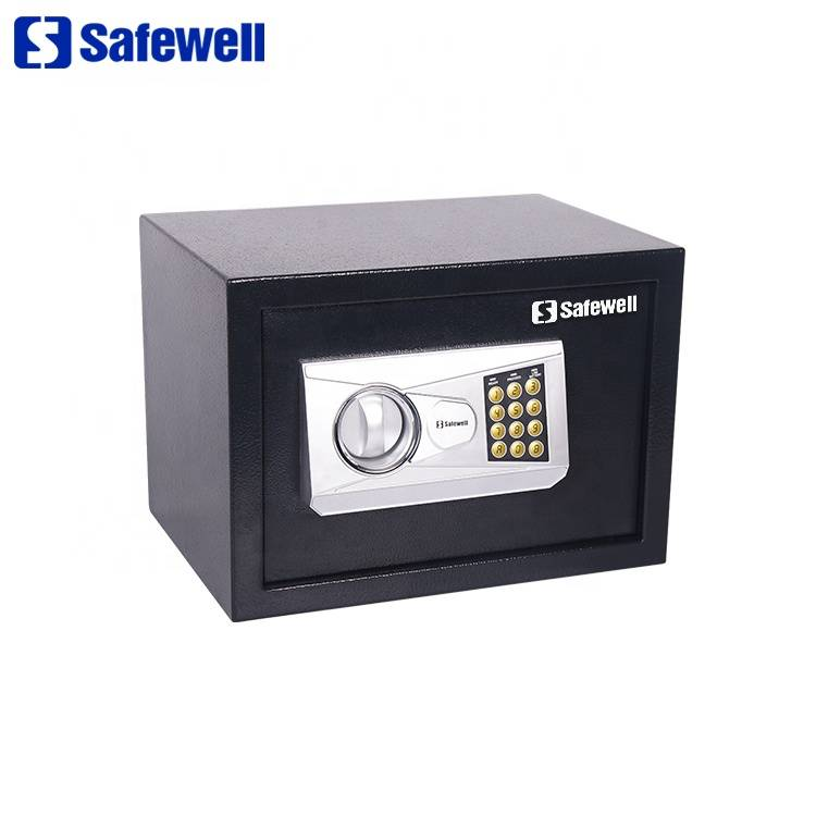 Europe style for Digital Electronic Safe For Home Office - Safewell 25NEA small un steel digital ironl safe – Safewell