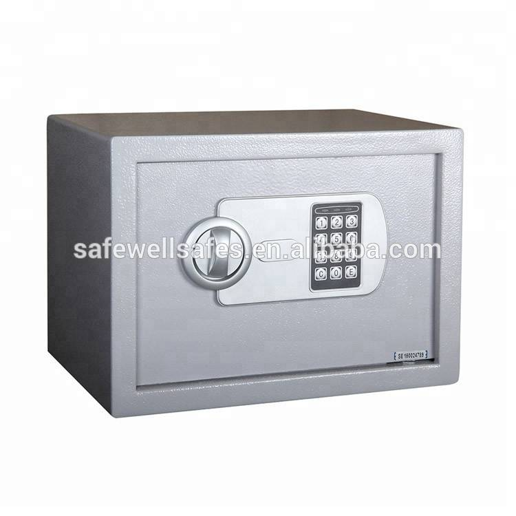Discountable price Led Family Big Metal Fireproof Safe Box - Safewell 25EL Digit Code Electronic Safe Locker – Safewell