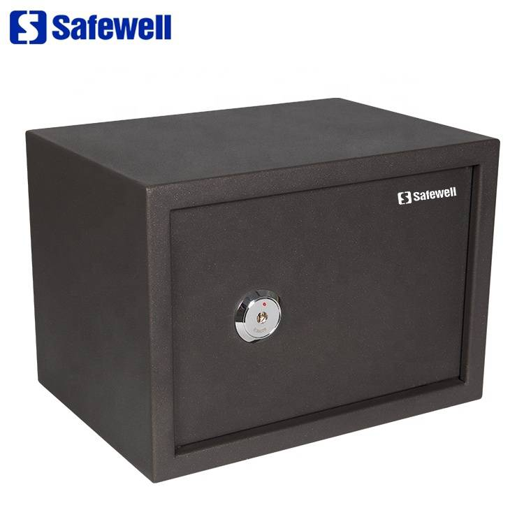 Popular Design for Office Use Electronic Anti Fire Safe Box - Safewell 250B2 Mini  Security Safety Box For Hotel – Safewell