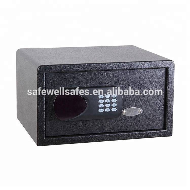 Good Wholesale Vendors Electronic Digital Password Lock Safe Price - Safewell 23RG 14 inch Laptop Use Metal Hotel Safe – Safewell