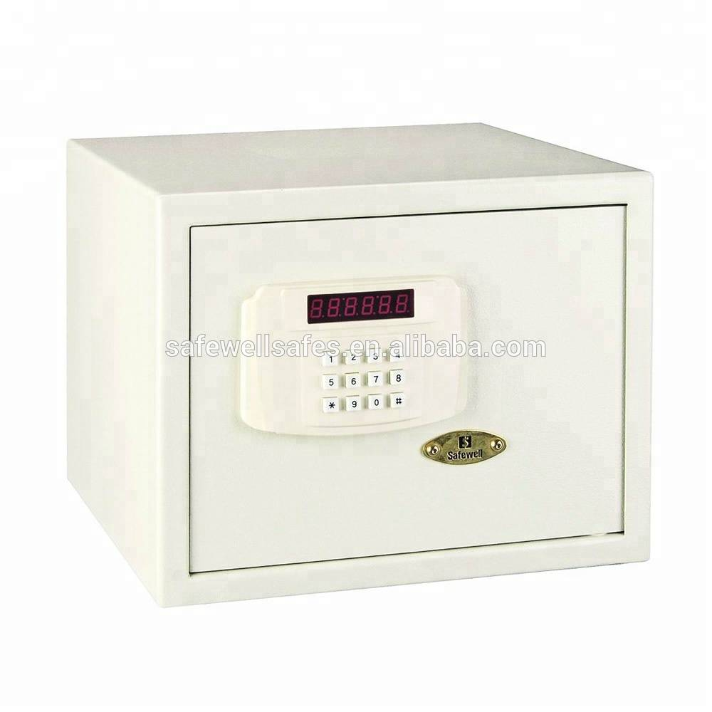 Factory directly Hidden Wall Safe - Safewell 30RM Hotel Use Digital LCD display Safe Locker with swipe card function – Safewell