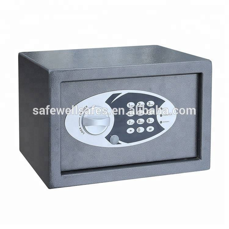 Factory Price Electronic Hotel Digital Safe Box - Safewell 20EJ Mini Home Use Digital Lock Safe – Safewell
