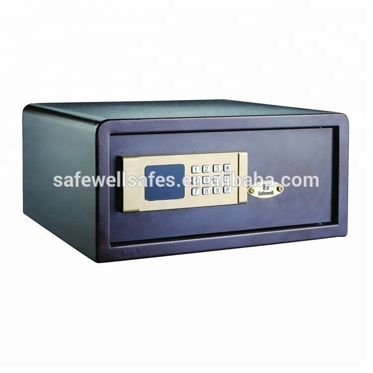 Super Purchasing for Biometric Fingerprint Safe For Office - Safewell 20HJ Laptop Use Electronic Hotel Lock Box – Safewell