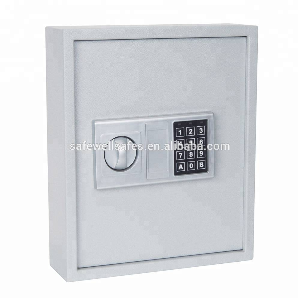 Top Quality Electronic Digital Family Safe Box - Safewell KS-27 Office Hotel use Electronic Key Safe – Safewell
