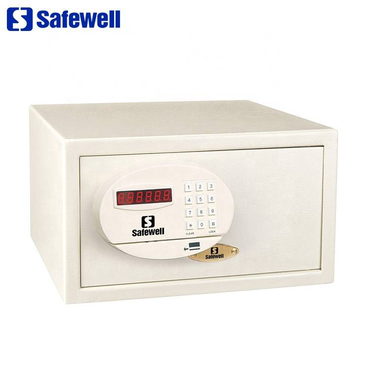Safewell 23AM small hotel security hidden mini wall safe box