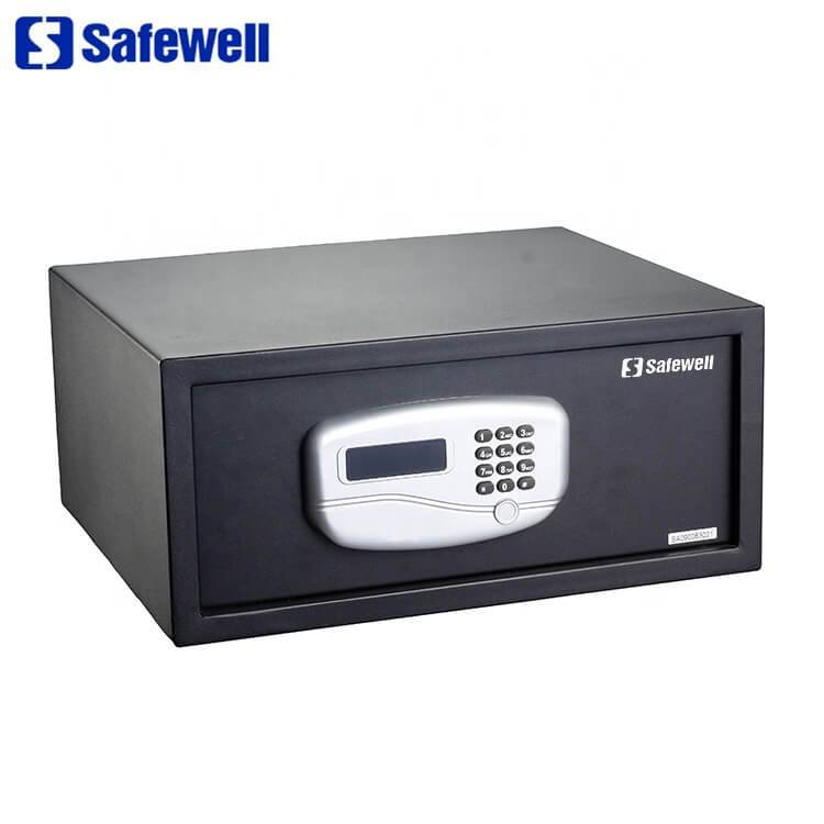 Safewell 195JA intelligent digital led hotel safe box lock