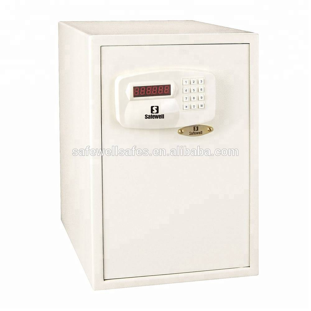 OEM Factory for Home Office Electronic Safe Deposit Box - Safewell 56KMD Office Hotel Use Big Safe Box – Safewell