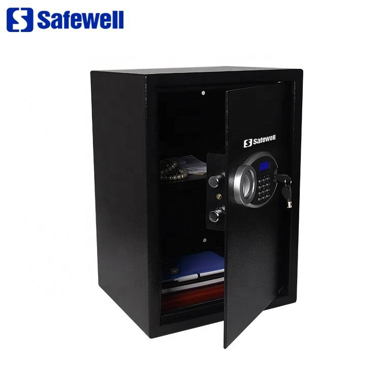 Factory made hot-sale Public Safe - Safewell 50EUD safe lock led electronic key box – Safewell