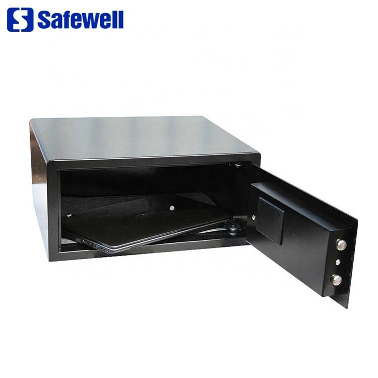 OEM Supply Two  Safes - Safewell 195RG 26 L LED Mini  Digital Electronic Metal Safe Box – Safewell detail pictures
