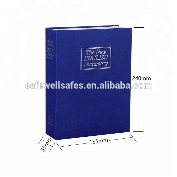 Reliable Supplier Bank Vault - Safewell RW802A Hidden Dictionary Safe with Combo Lock – Safewell