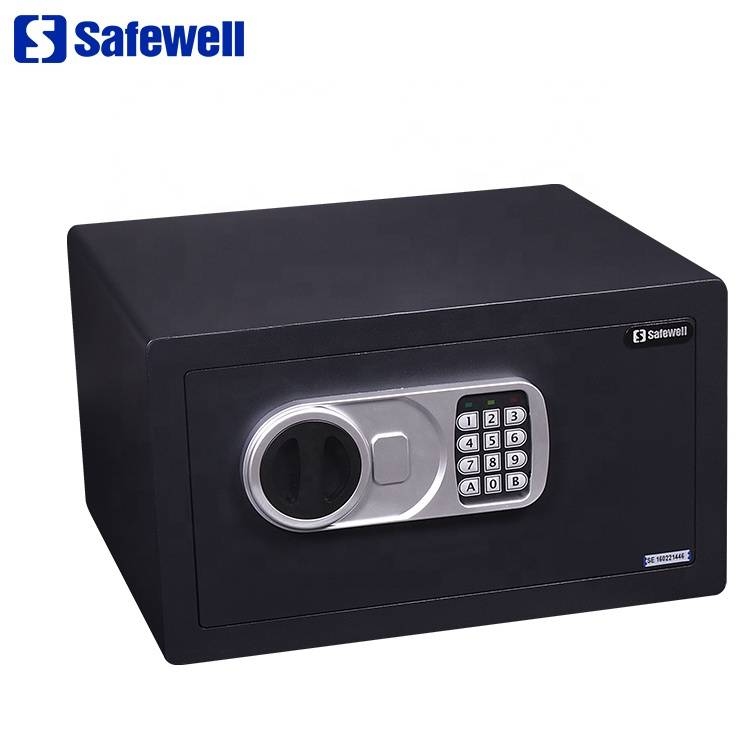 Bottom price Lockable Petty Cash Money Box - Safewell 23SZ 33 L Safety Locker For Hotels Electronic Digital Safe – Safewell