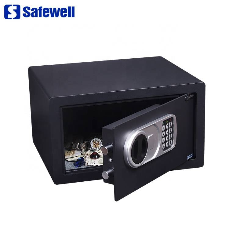 18 Years Factory Electronic Safe Deposit Box - Safewell 23SZ 33 L Burglarproof Digital Key Electronic Safe – Safewell