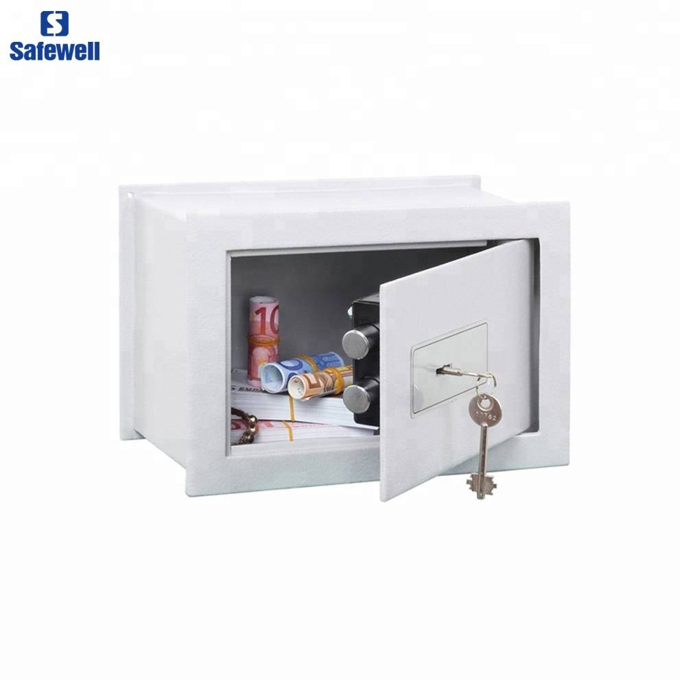 2017 High quality Steel Box - Safewell 25BWK Mechanical Inwall Safe – Safewell