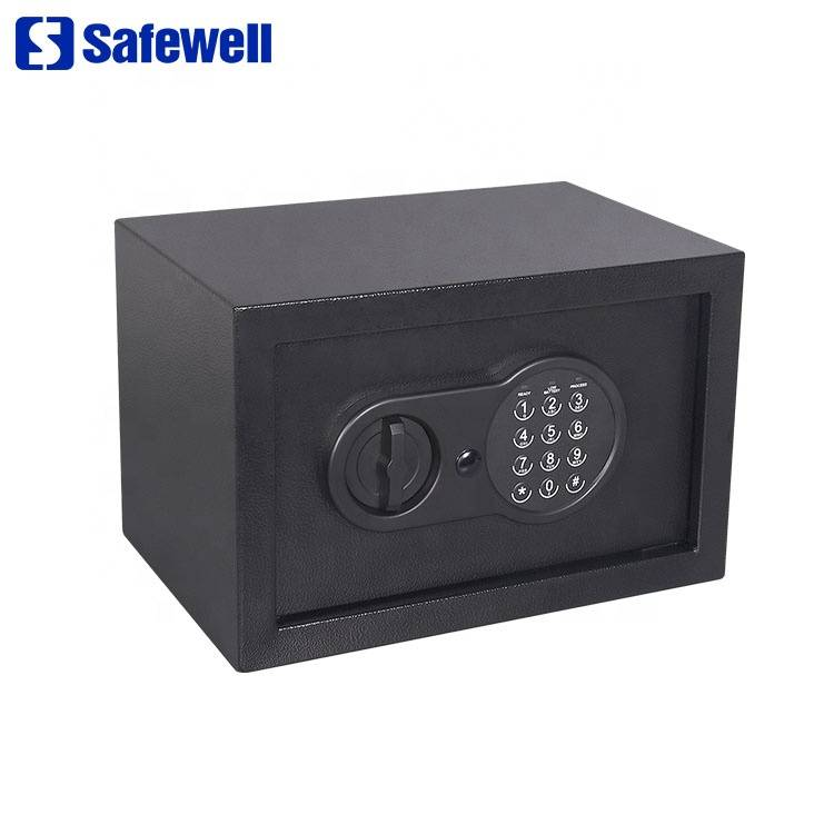 factory customized Office Hotel Use Electronic Key Safe - Excellent Hotel Steel Security Safe Cabinet Offter Digital Lock Safes – Safewell