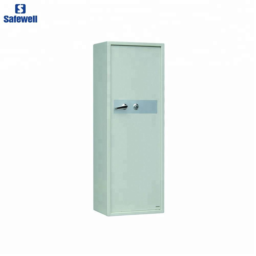 2017 China New Design Gun Safe With Key Lock - Safewell 1450BQG-8 Mechanical Lock Gun Vault Box – Safewell