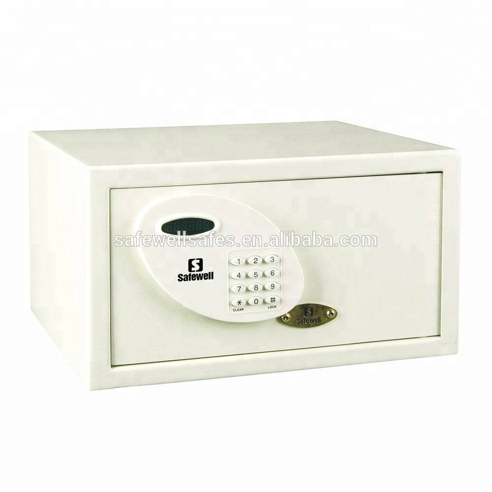 Hot New Products 14 Gun Safe - Safewell 23RL Laptop Use Digital Hotel Safe Box – Safewell