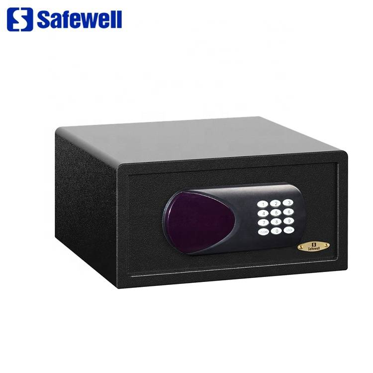Factory source Fingerprint Deposit Safes - Safewell 23RG LED 25 L Electronic Digital Safe For Home And Office – Safewell