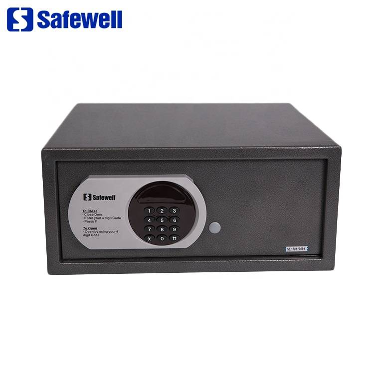 100% Original Factory Hostel Office Use Electronic Cabinet  Safe - Safewell 195ZB 26 L Hot Sale High Quality Digital Electronic Safe Box – Safewell
