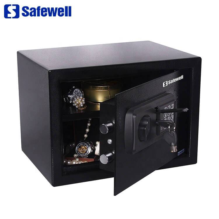 Safewell NEK Series electronic safe locks digital minisafe box