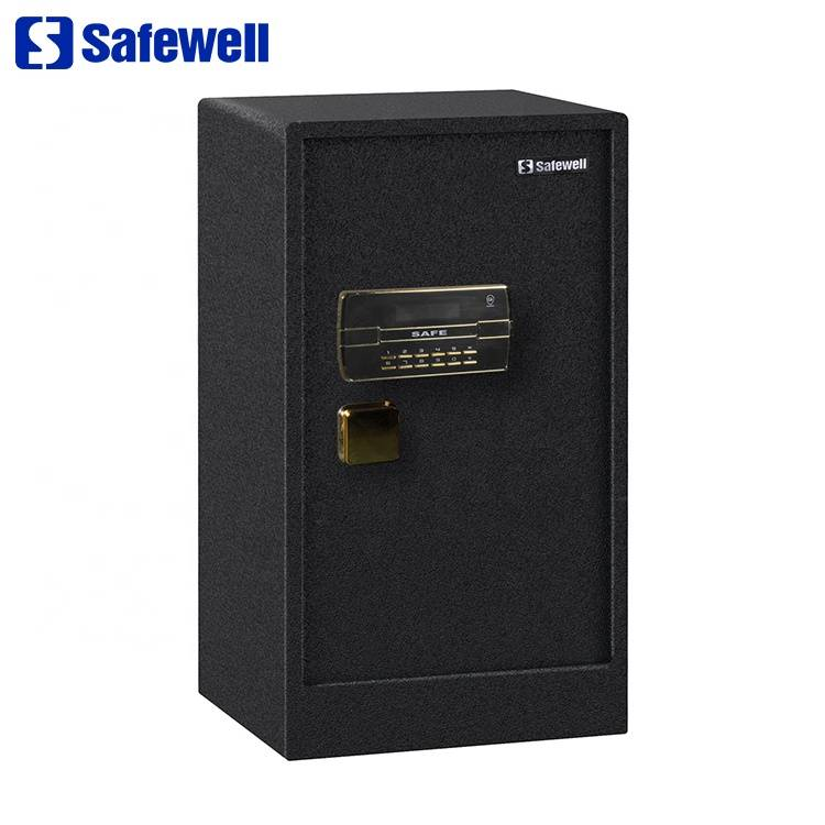 Factory Cheap Mechanical Combination Safe  - Safewell 100BLK Movable Office And Bank Safe Deposit Box Withe Password  – Safewell