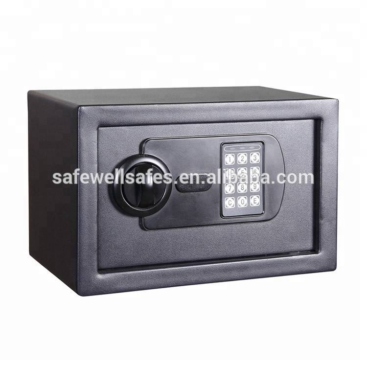 Factory directly Electronic Big Lightweight Safe Box Weight Fire - Safewell 20EL Home Use Electronic Mini Safe – Safewell