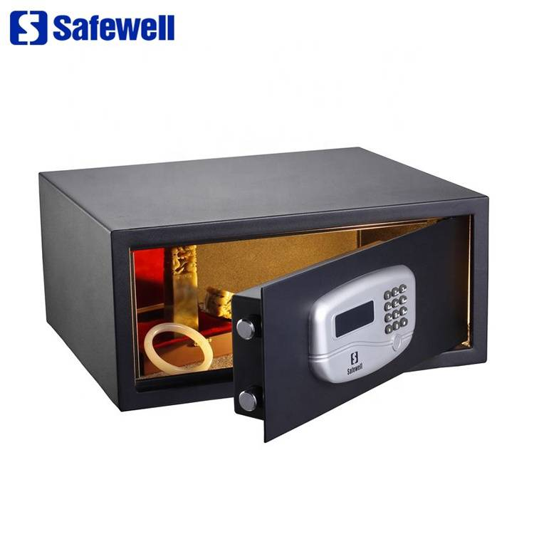 New Delivery for Electronic Fire Safe Box - Safewell 195JA 26 L  Electronic Hotel Digital Safe Box – Safewell