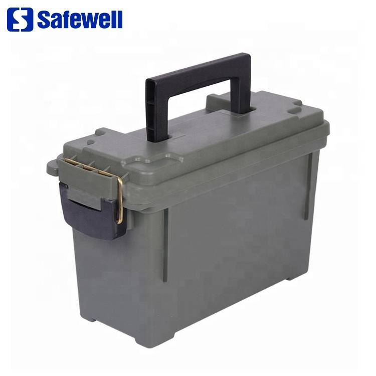 factory low price Safe In Store - Safewell .30 Cal Plastic Ammo Box for Gun Safe – Safewell