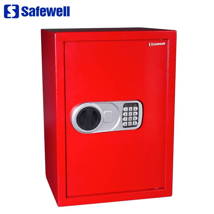 Hot-selling Safe Wholesales - Safewell 50SZ home big digital safety deposit safe box locker for home – Safewell
