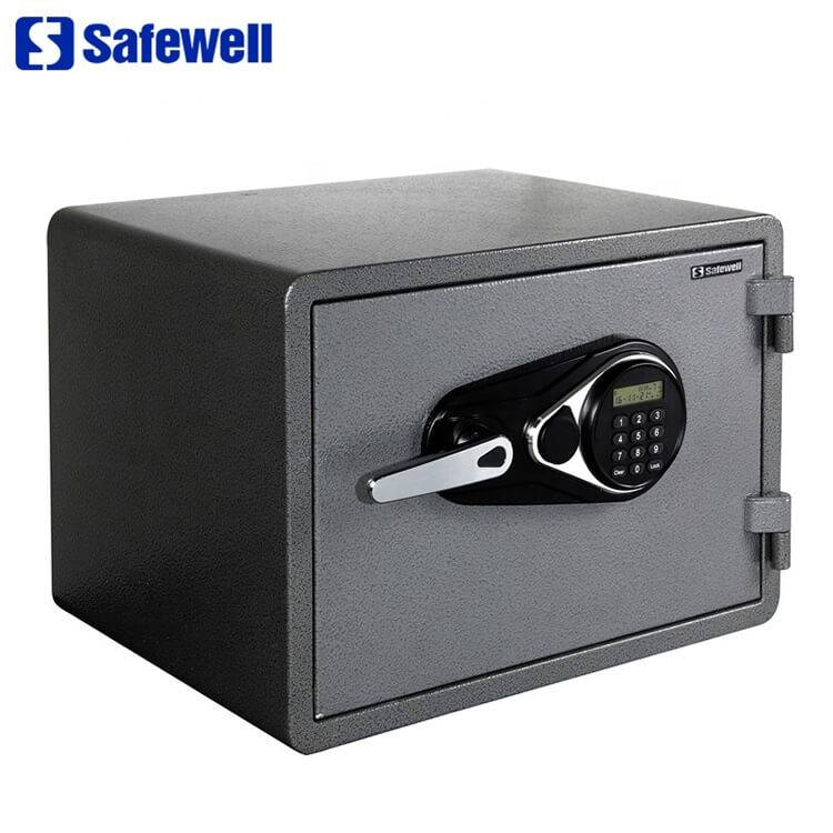 Safewell YB350ALP LED fireproof key lock residence safe cabinet