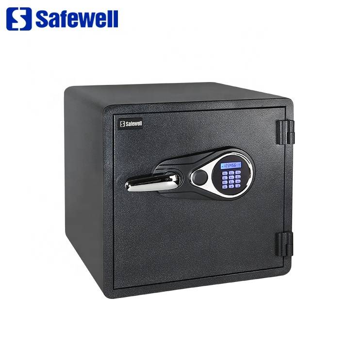 OEM Customized Safes For Computer - Safewell SWF1818E Electronic Fireproof Hotel Weight Safe Box Cabinet – Safewell
