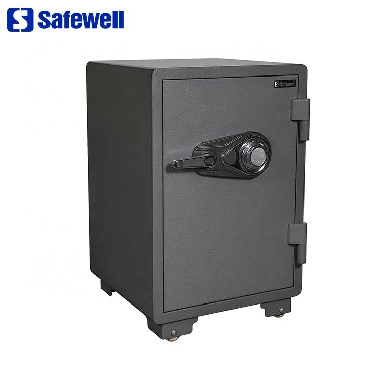 factory customized Office Hotel Use Electronic Key Safe - Safewell YB700ALP Big Intelligent Electronic mechanical Steel Safes – Safewell