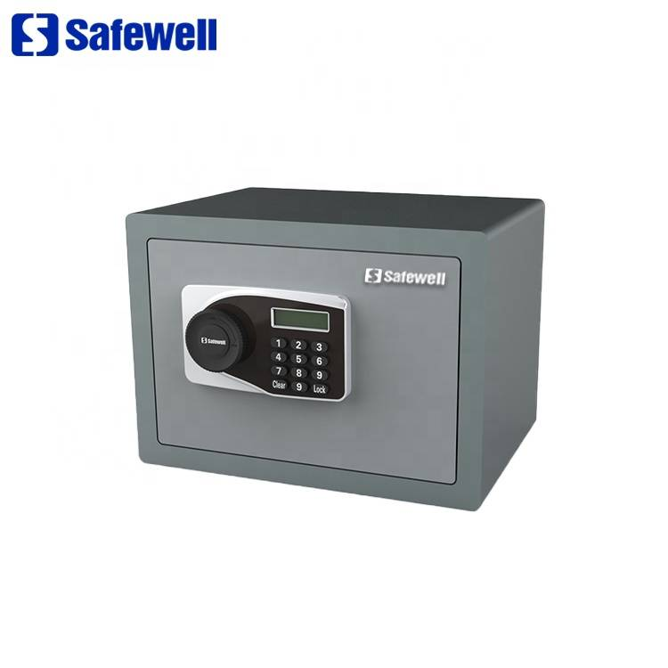Ordinary Discount In Room Electronic Safe - Safewell BLY Series electronic digital LCD display Code Safe Box for Home Office – Safewell detail pictures