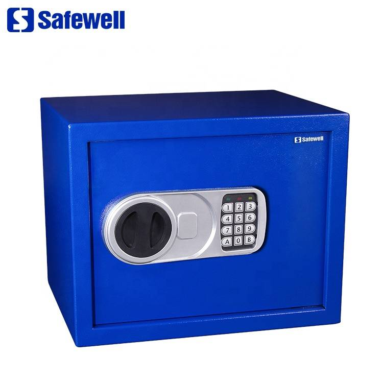 OEM/ODM Supplier Lce Led Electronic Safes - Safewell 30SZ Digital Electronic Safe Room Strongbox – Safewell