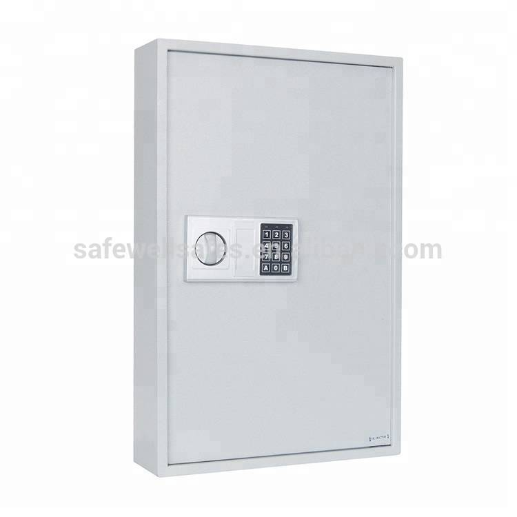 Bottom price Caja Fuerte Electrónica Para Documentos Oficio - Safewell KS-133 Hostel Office use Electronic Cabinet Key safe – Safewell