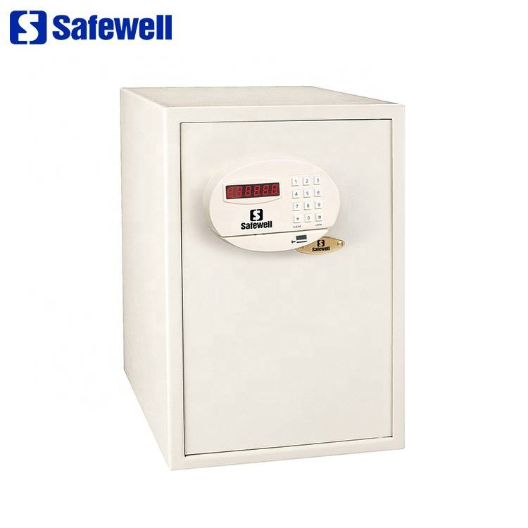 Reliable Supplier Anti Theft Steel Digital Electronic Fire Safe Box - Safewell 56AM 83 L Electronic   Wall  Safety Box – Safewell