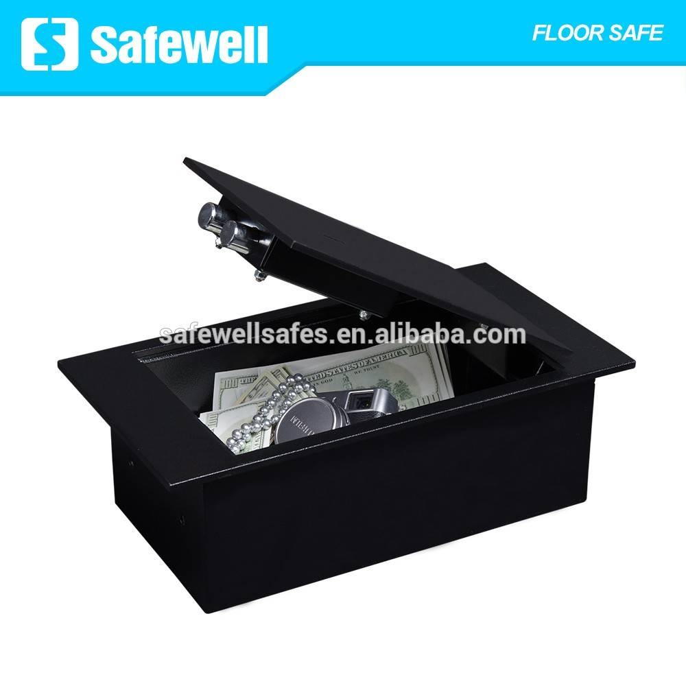 High Quality Safes - Safewell FS02 Mechanical Hidden top open Floor Safe box – Safewell detail pictures