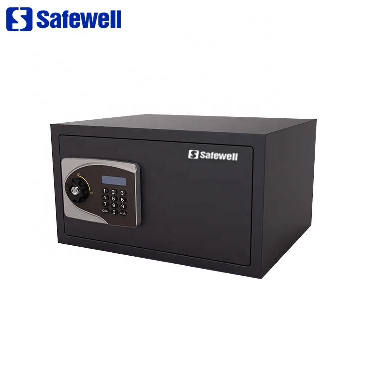 Factory Cheap Hot Gun Safe With Mechanical Lock - Safewell 23BLY Wholesale colorful  digital lock safe for Home Office – Safewell