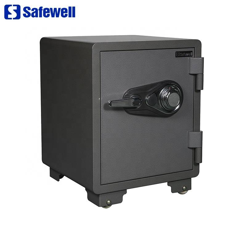 Leading Manufacturer for Home Use 2 Mechanical Locks Fire Safe - Safewell YB530ALP-C Fireproof mechanical Stainless Steel Safes For Homes – Safewell