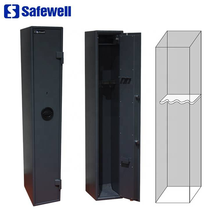 Safewell WF103E-3 VDMA Fireproof Safe with High Quality Keylock