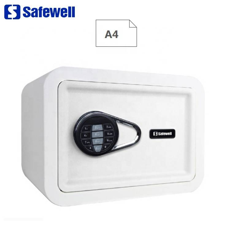 Safewell 25SF New Design Home Electronic Keypad Digital Lock Safe Box For Cash jewellery